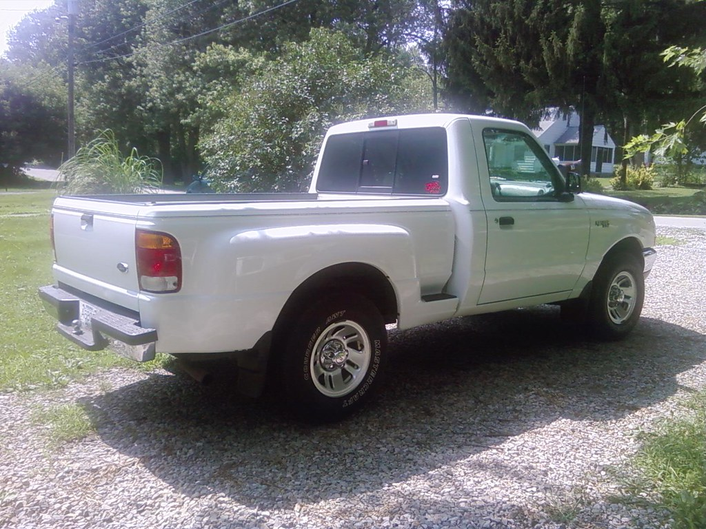 Most Reliable Truck Ever >> 99 FORD RANGER