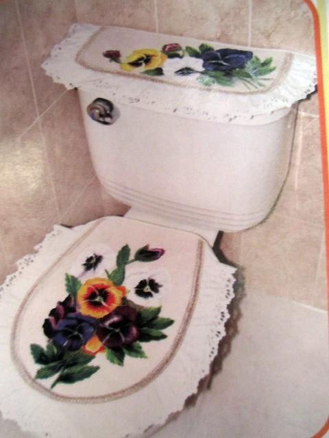 Juego De Baño Color Beige:Juego de Baño Pensamientos