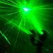 Small photo of Wayne Coyne's massive laser hands