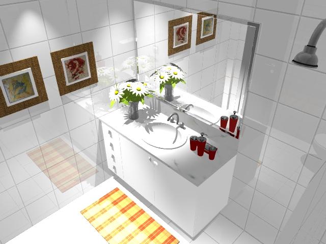Banheiro planejado 2  Flickr  Photo Sharing! -> Armario De Banheiro Taqui