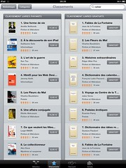 Sacre bleu! The French edition of the ebook of HTML5 For Web Designers is in the top 5 sellers on iTunes