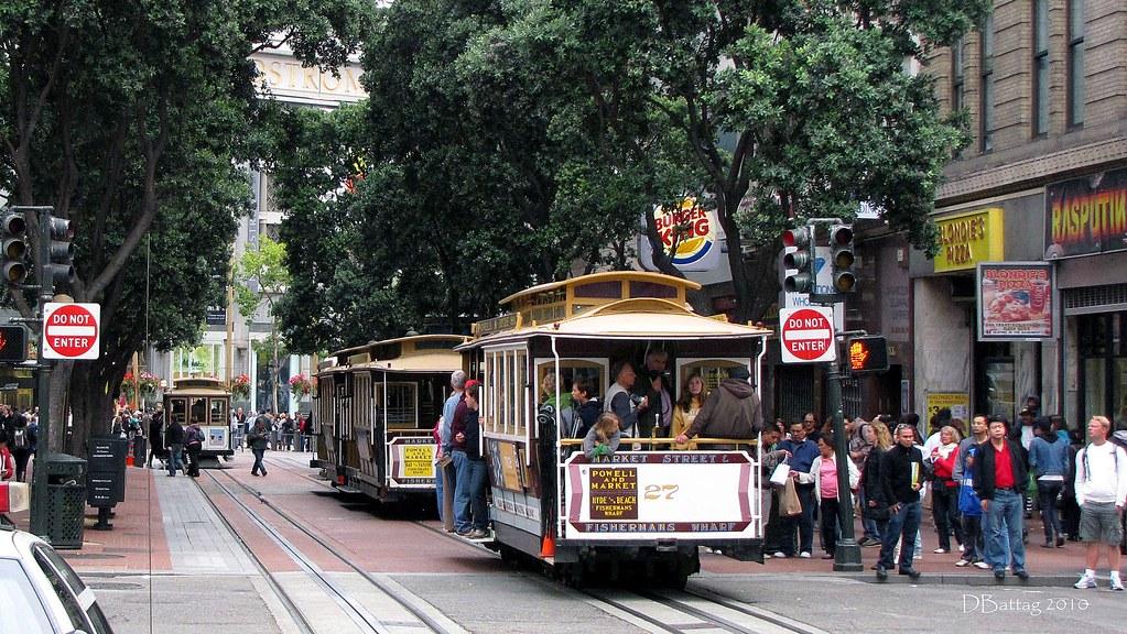 3588 San Francisco Tram