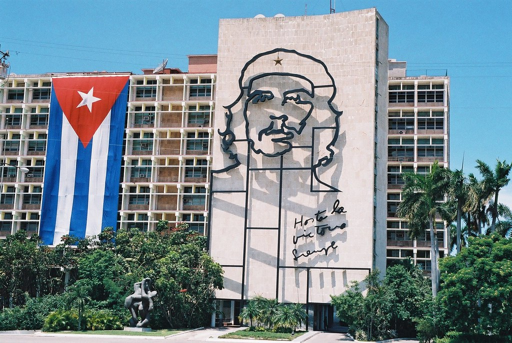 Cuba Havana - Plaza de la Revolución
