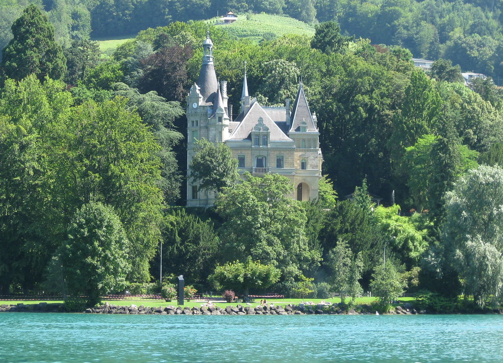 Castillo de Hünegg