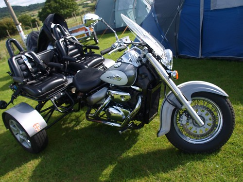 Suzuki Intruder Volusia Trike