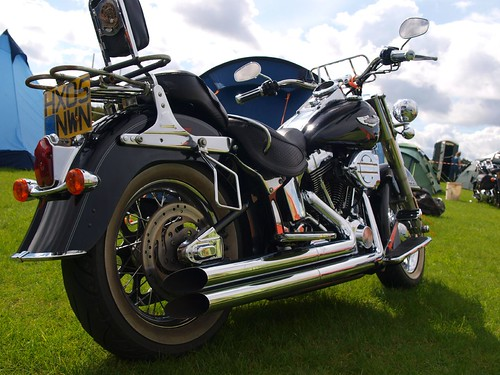 Harley Davidson Motorcycles - 2005