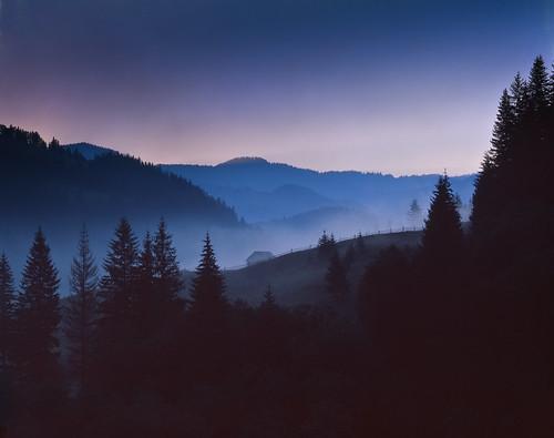 mountains film landscape kodak 4x5 chamonix fujinon carpathians largeformat e100g 30085 autaut