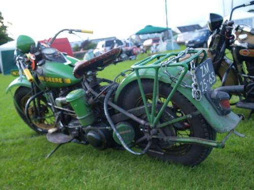 Harley Davidson Dutch Motorcycle
