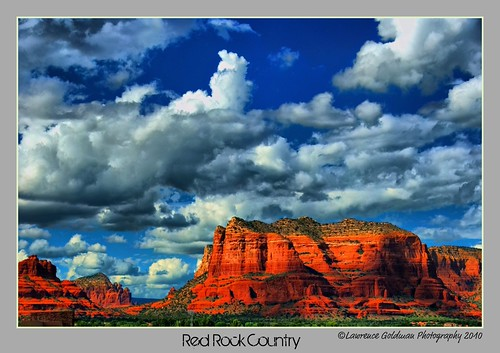 arizona sky southwest nature clouds landscape sedona rockformations vortices thebell coffeepotrock 100comments justclouds colorphotoaward nikond90 redrockformations lawrencegoldman lhg11 courthousebuttee