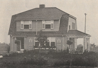 1812 Bedford Road in 1919