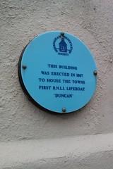 Photo of Blue plaque № 4052