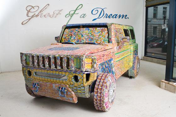 Dream Ride by Adam Eckstrom and Lauren Was