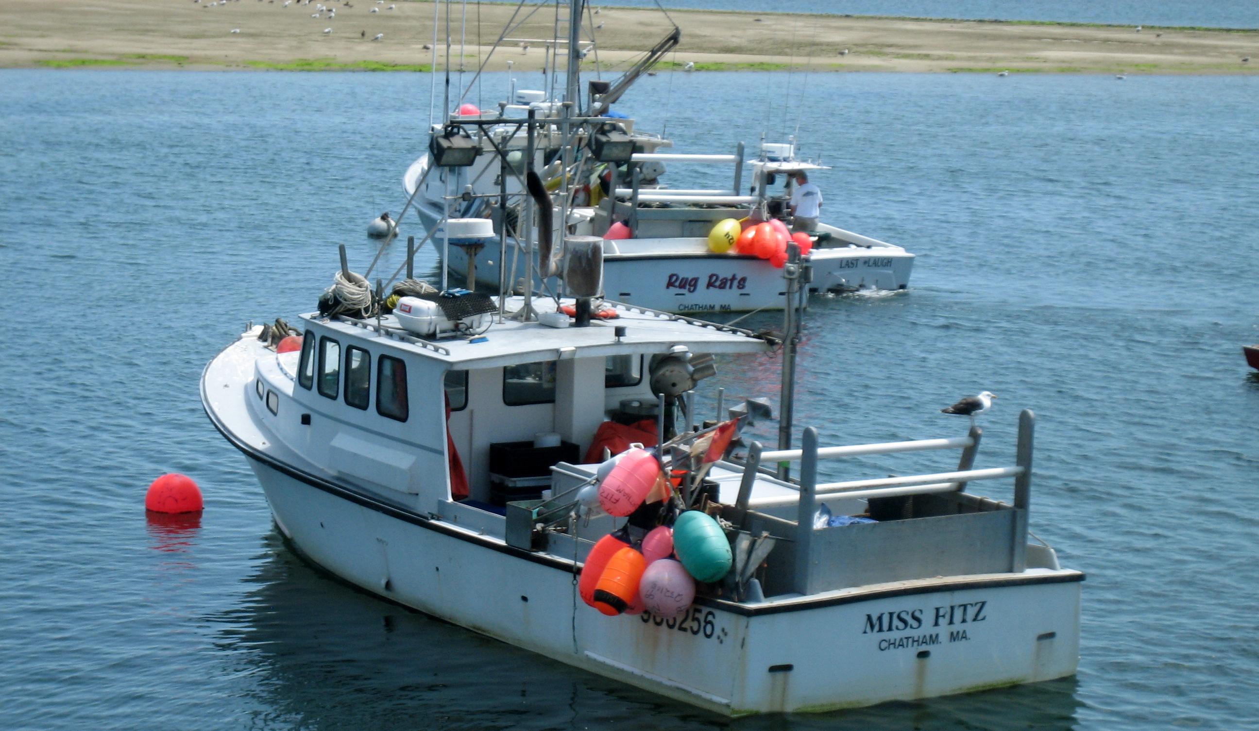 20100802 1206 cape cod fish market boats with names for Cape cod fish market