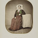 Small photo of A married woman from Kindservig in Hardanger.