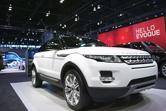 automobile(1.0), range rover(1.0), sport utility vehicle(1.0), wheel(1.0), vehicle(1.0), automotive design(1.0), compact sport utility vehicle(1.0), auto show(1.0), range rover evoque(1.0), land vehicle(1.0), luxury vehicle(1.0),