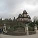 Haunted Mansion, Disneyland Paris by giddygoat2769