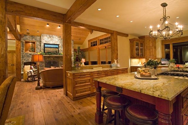 Country Kitchen Additions