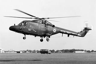 G_XZ689, Westland Lynx HAS.2, 702 Squadron, RNAS Lee-On-Solent, 25/09/1979