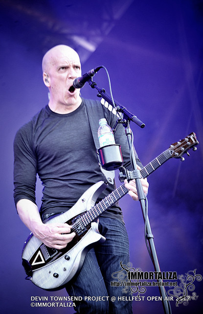 DEVIN TOWNSEND PROJECT @ HELLFEST OPEN AIR  CLISSON FRANCE 17 JUIN 2017 35724516536_b3346c4fcc_z