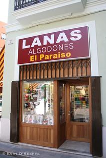 Lanas Algodones El Paraiso