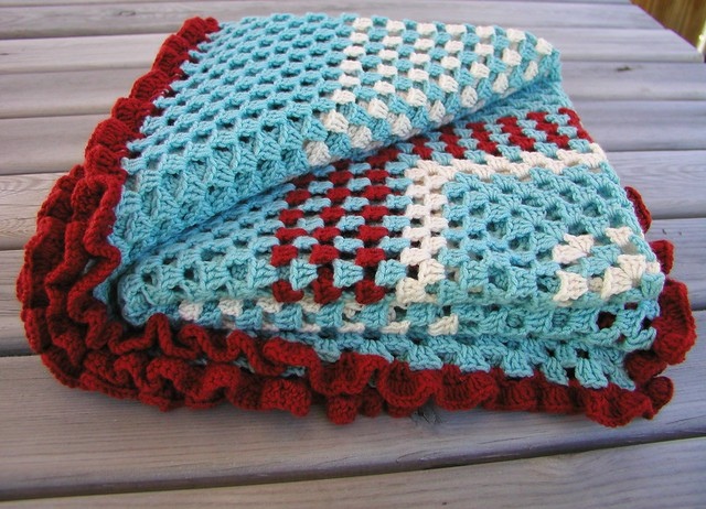 Amazon.com: Crocheted Afghans: 25 Throws, Wraps, and Blankets to