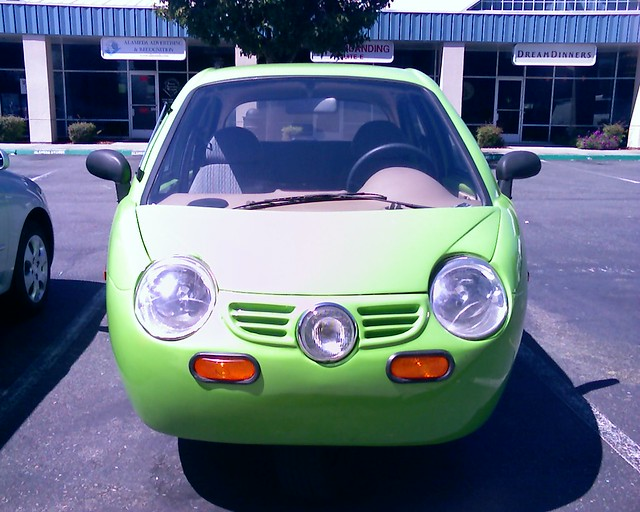 Zap Electric Car For Sale