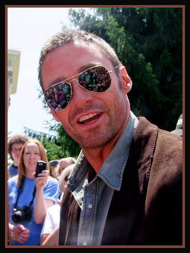 Hugh Jackman *** Smile ***
