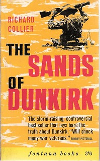 The Sands of Dunkirk - Fontana book cover