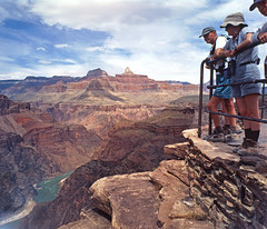 410 Bright Angel Trail - Plateau Point View