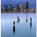 Seattle from Alki by .Bala
