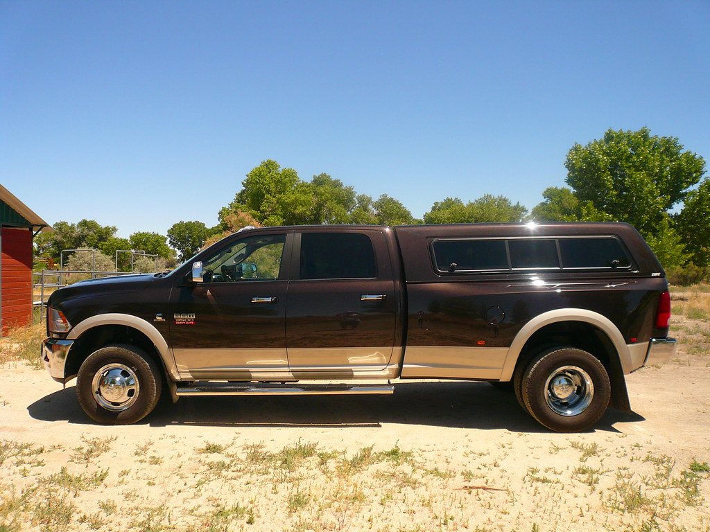 2010 Dodge Ram 3500 Are Cx Series Truck Cap A Photo On Flickriver Suburban Wiring Diagram