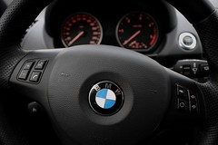 automobile, bmw, vehicle, steering wheel, personal luxury car, land vehicle, luxury vehicle,