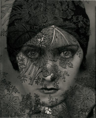 Gloria Swanson, by Edward Steichen 1924