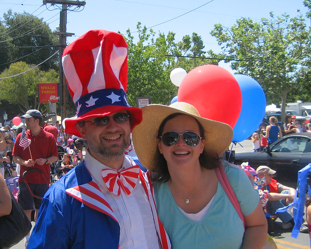 July 4 Downtown Parade from Flickr via Wylio
