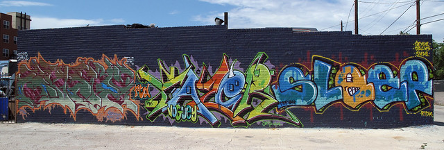 Off Broadway Graff