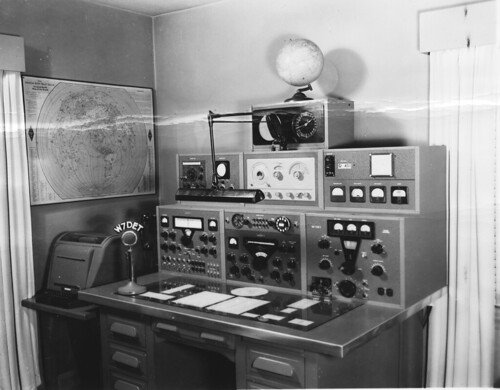Amateur radio equipment, 1957