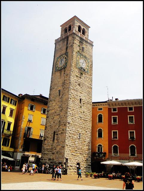 古老的大钟 | flickr –