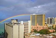 Royal Hawaiian Rainbow
