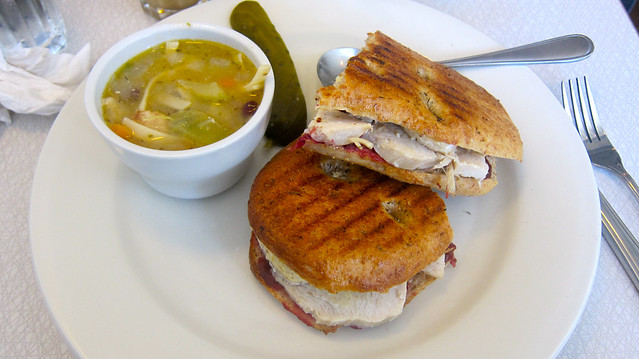 Turkey Sandwich | Acme Cafe