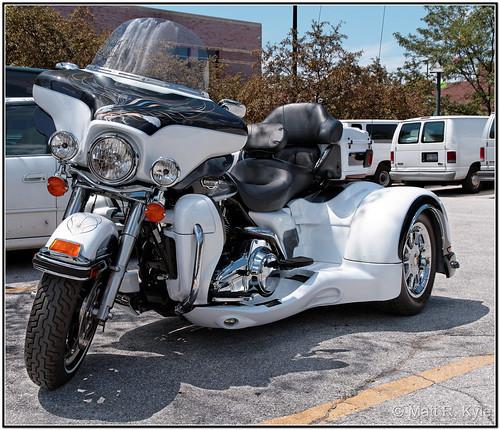 Custom Harley Trike 1
