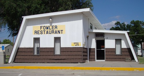 Fowler Restaurant (Fowler, Kansas)