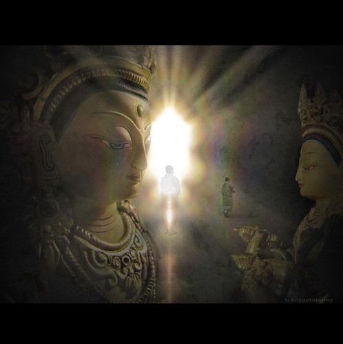 Vajradhara Enlightenment | by h.koppdelaney