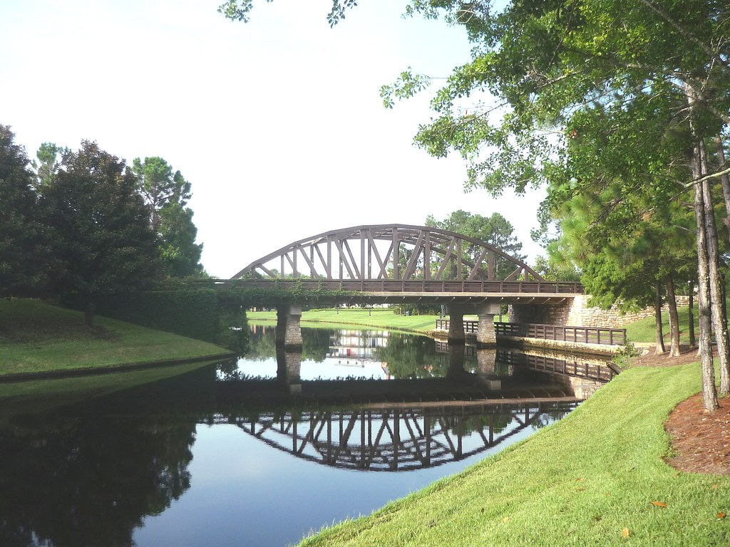 Bridge To Magnolia Bend At Disney 39 S Port Orleans Riverside Resort The Everyday Adventures Of