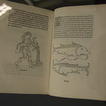 Poeticon astronomicon from 1482 at James Melville Gilliss Library, US Naval Observatory, Washington, DC