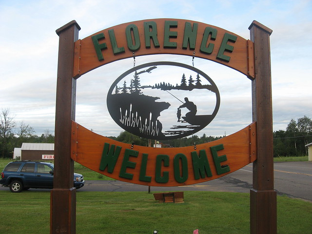 City Of Florence: Town Of Florence, Wisconsin