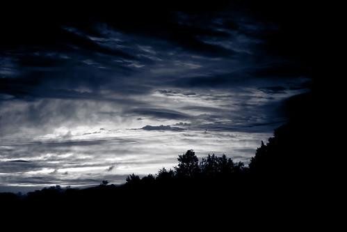 sunset nature norway bergen hordaland vallalia