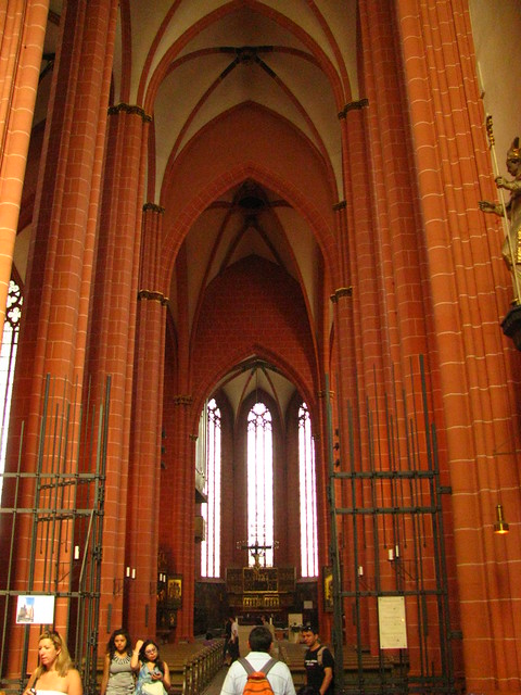 the significance of the gothic cathedral The gothic cathedral was constructed on the basis of sacred geometry dividing   and must confer to the drawing of both fish a meaning beyond the ordinary one.