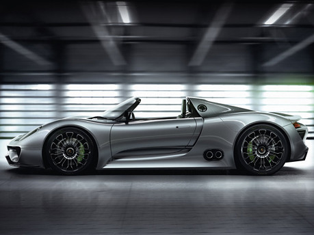 porsche 918 concept spyder. Black Bedroom Furniture Sets. Home Design Ideas