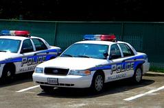 Millsboro Police Car