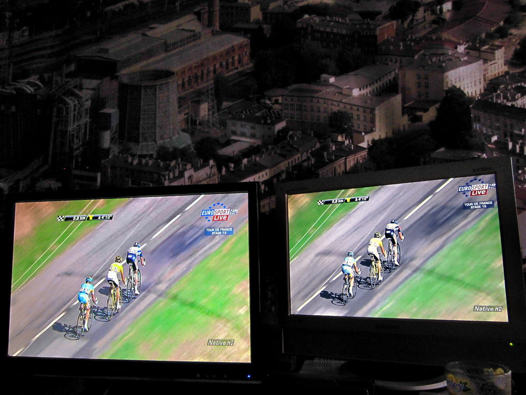 Tour de France 2010 on Eurosport HD